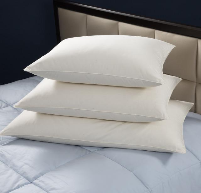ダウンフェザー枕