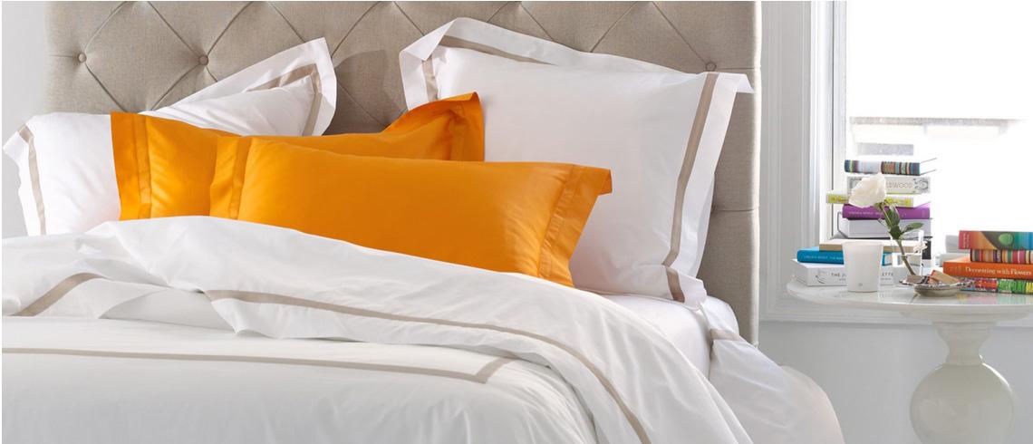 専門スタッフがコーディネートした憧れの「ホテルライクな寝室に」